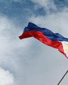 Z delegacją na Filipinach